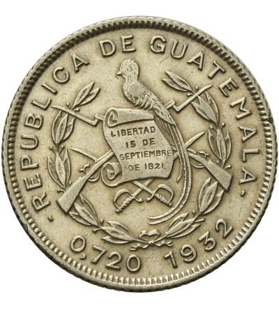 Gwatemala 10 centavos 1932