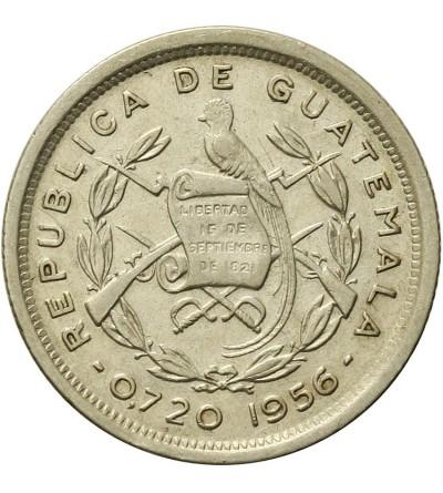 Guatemala 10 Centavos 1956