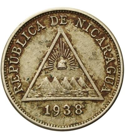 Nicaragua 5 Centavos 1938