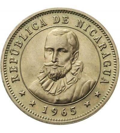 Nicaragua 25 Centavos 1965