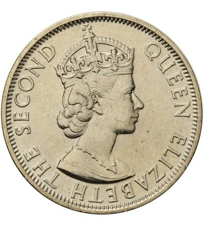 Belize 50 centów 1991