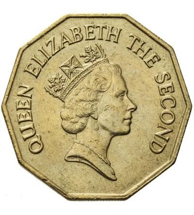 Belize 1 dolar 1991