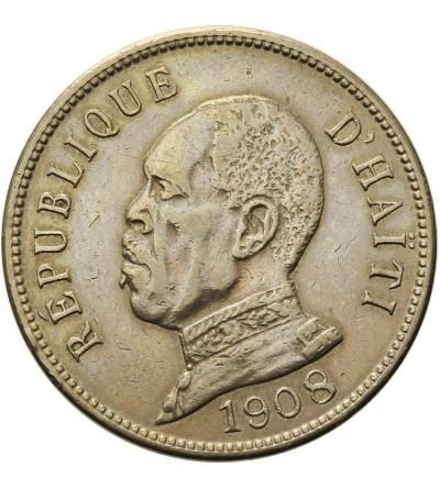 Haiti 50 Centimes 1908,
