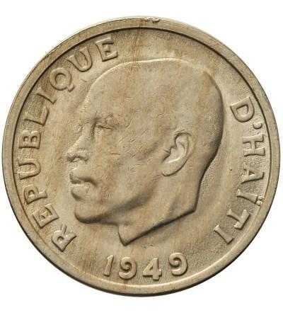 Haiti 10 Centimes 1949