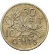 Duńskie Indie Zachodnie 5 centów 1905