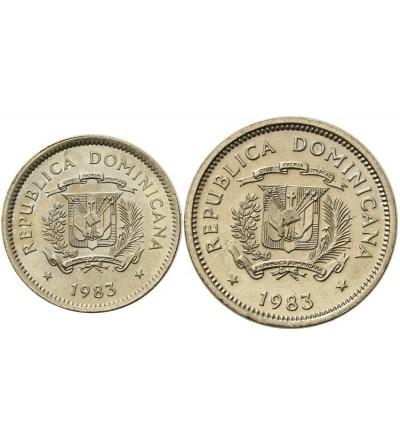 Dominicana 5, 10 Centavos 1983