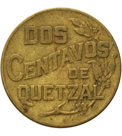 Gwatemala 2 centavos 1944