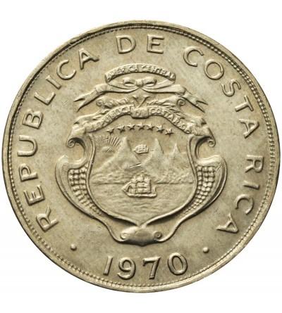 Kostaryka 50 centimos 1970