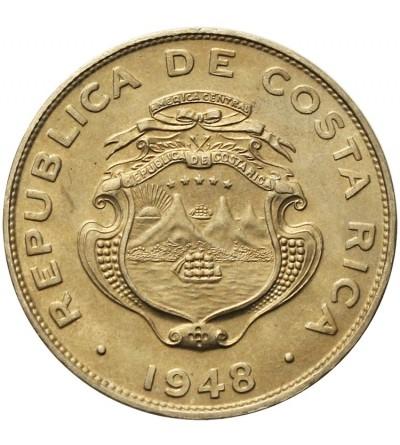 Costa Rica 25 Centimos 1948