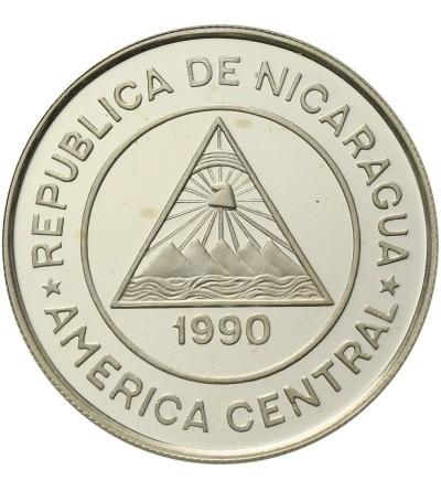 Nikaragua 10000 cordobas 1990