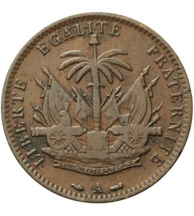 Haiti 1 Centime 1894