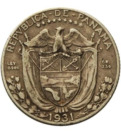 Panama 1/10 balboa 1931