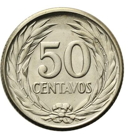 Salwador 25 centavos 1953