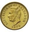 Salwador 3 centavos 1973