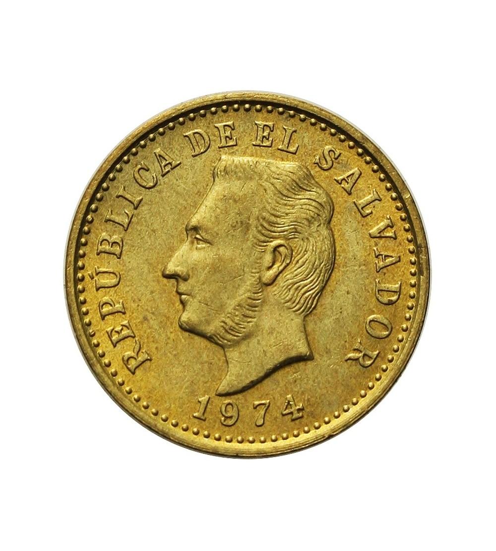 Salwador 1 centavo 1973