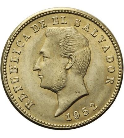 Salwador 10 centavos 1952