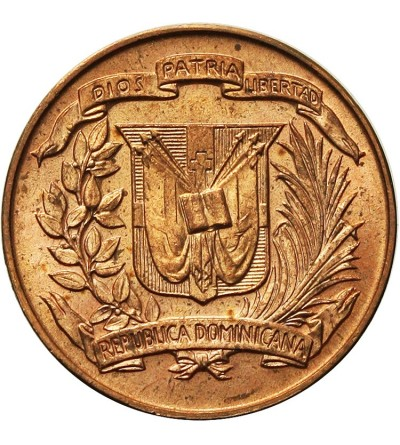 Dominikana 1 centavo 1955