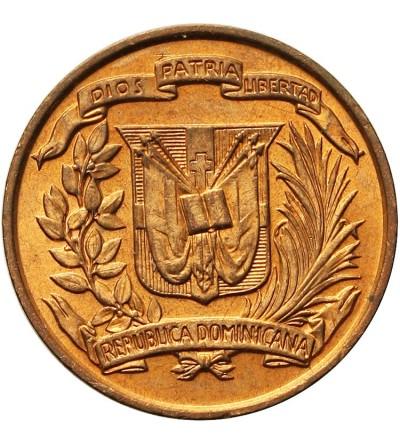 Dominikana 1 centavo 1975
