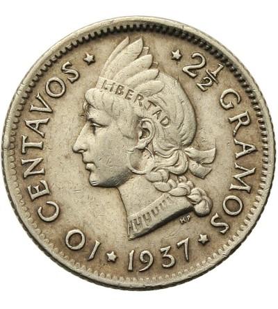 Dominikana 10 centavos 1937