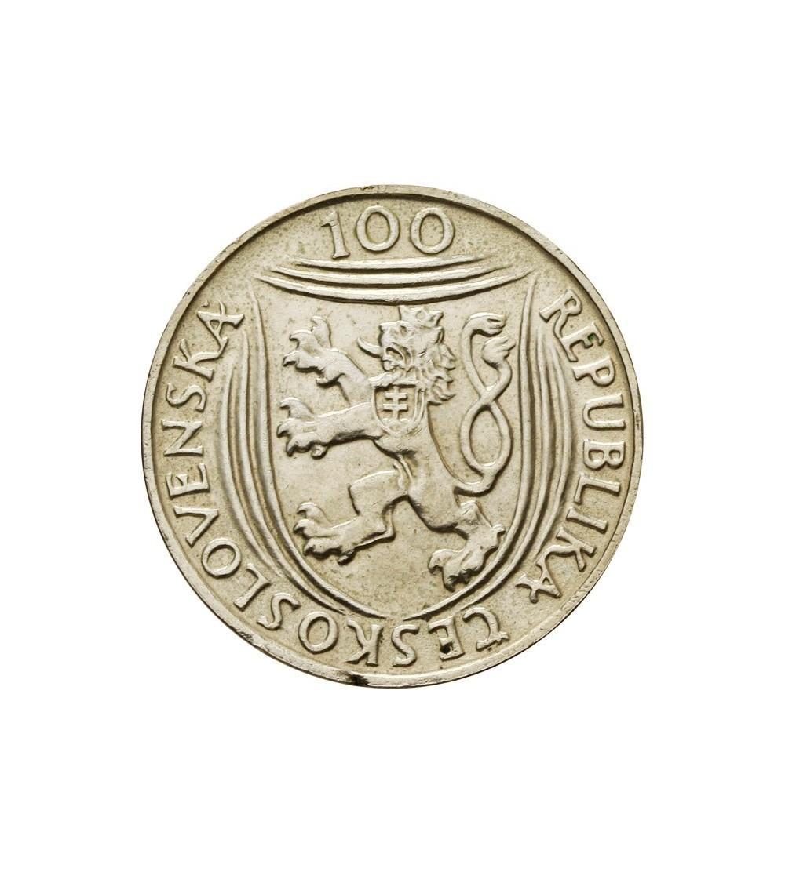 Czechosłowacja 100 koron 1951