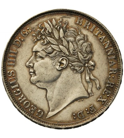 Great Britain Crown 1821, SECUNDO