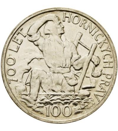 Czechosłowacja 100 koron 1949