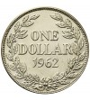 Liberia dolar 1962
