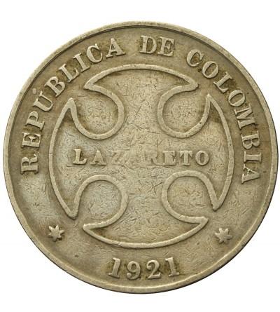 Colombia 50 Centavos 1921