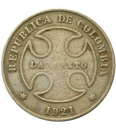 Kolumbia 50 centavos 192