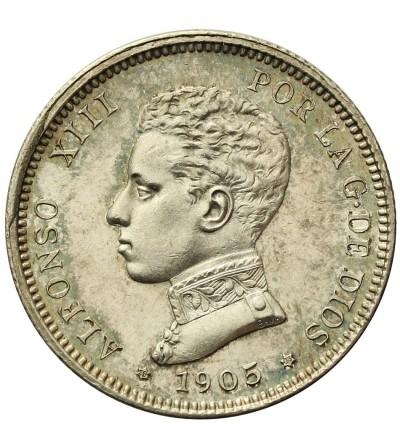 Hiszpania 2 pesetas 1905