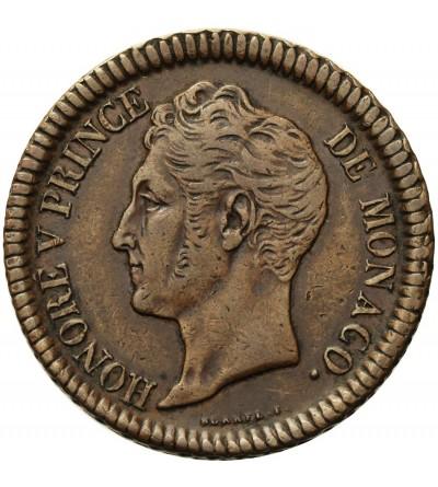 Monaco Decime 1838 M C