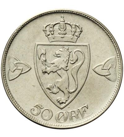 Norwegia 50 ore 1919