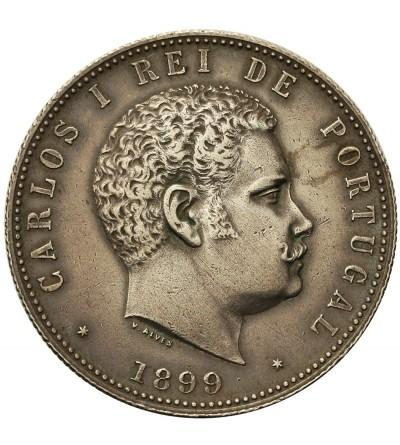 Portugalia 1000 reis 1899