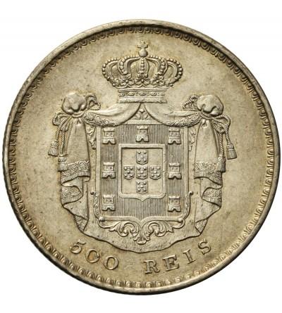 Portugalia 500 reis 1846