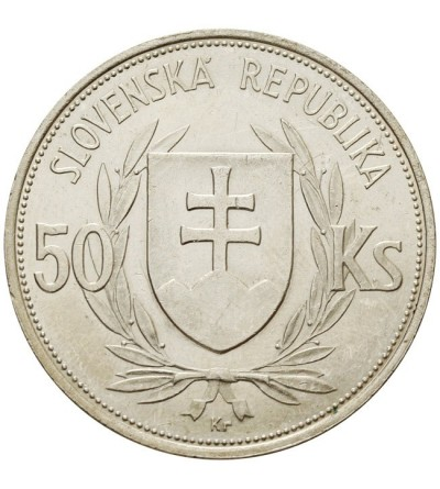 Słowacja 50 koron 1944
