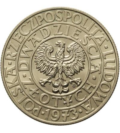 20 złotych 1973 - próba