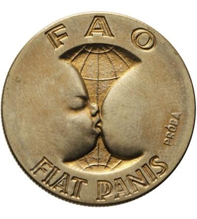 10 złotych 1971, FAO Fiat Panis - próba