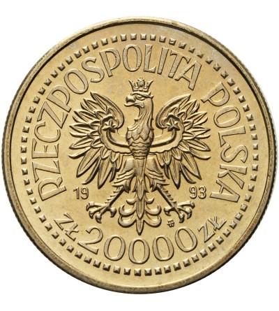 20000 złotych 1993, Kazimierz Jagiellończyk