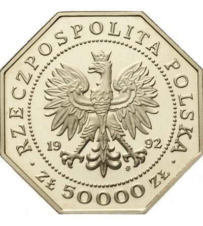Poland 50000 Zlotych 1992