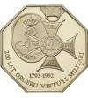 Polska 50000 złotych 1992 - 200 lat orderu Virtuti Militari