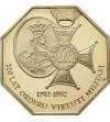 50000 złotych 1992 - 200 lat orderu Virtuti Militari