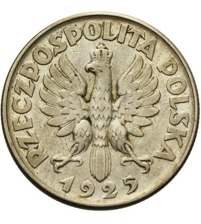 Poland 2 zlote 1925 Philadelphia