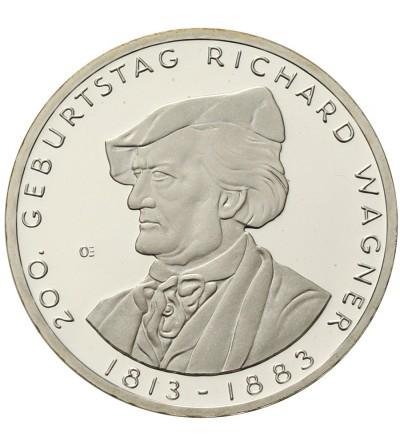 Niemcy 10 euro 2013 F, Richard Wagner