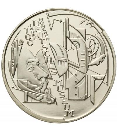 Niemcy 10 euro 2003 D, 100 lat Muzeum w Monachium