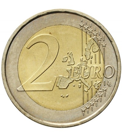 Monako 2 euro 2001