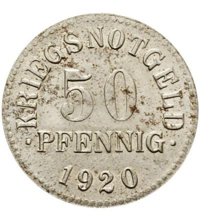 Braunschweig 50 fenigów 1920