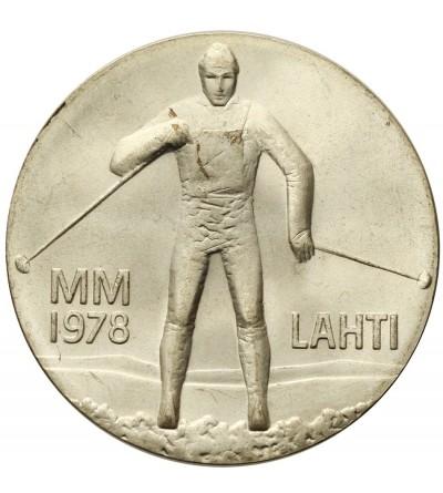 Finlandia 25 marek 1978, Lahti