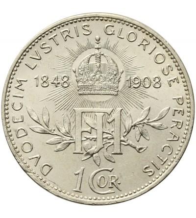 Austria 1 korona 1908