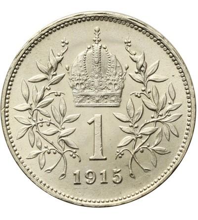 Austria 1 korona 1915