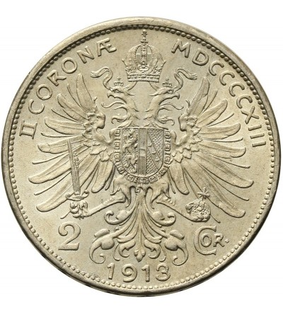 Austria 2 korony 1913